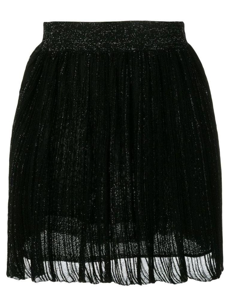 Isabel Marant pleated skirt - Black