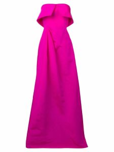 Alex Perry strapless ball gown - Pink