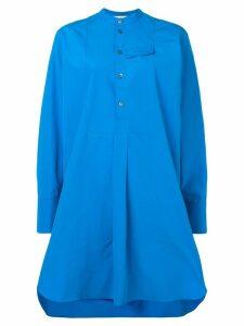Marni buttoned dress - Blue