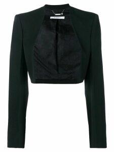Givenchy bolero blazer - Black