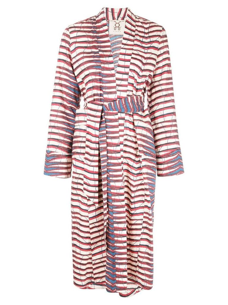 Figue Olatz coat - Neutrals