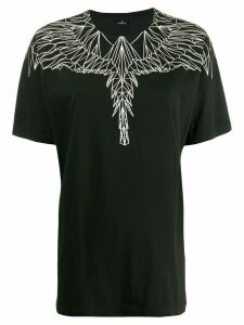 Marcelo Burlon County Of Milan printed T-shirt - Black