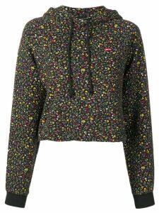 Levi's floral-print hoodie - Green