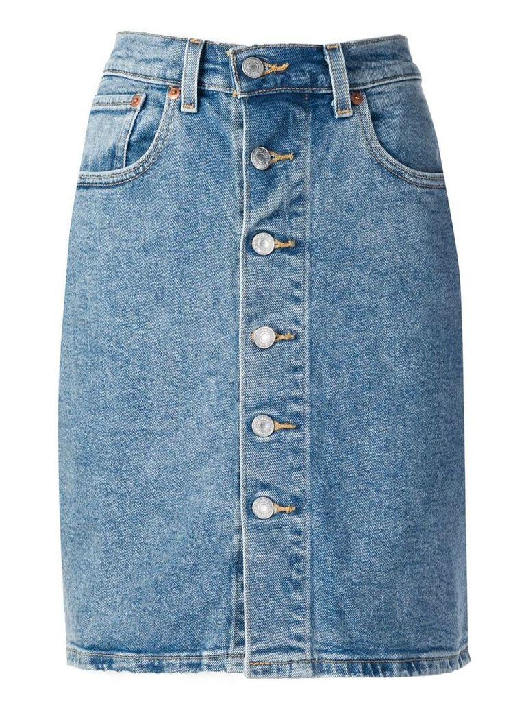 Levi's denim skirt - Blue