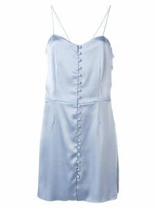 Nanushka Mabel dress - Blue