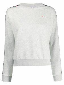 Fila side logo band sweatshirt - Grey