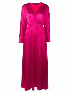 Federica Tosi Fuxia v-neck dress - Pink