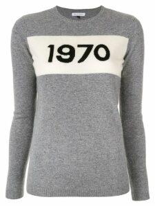 Bella Freud 1970 jumper - Grey