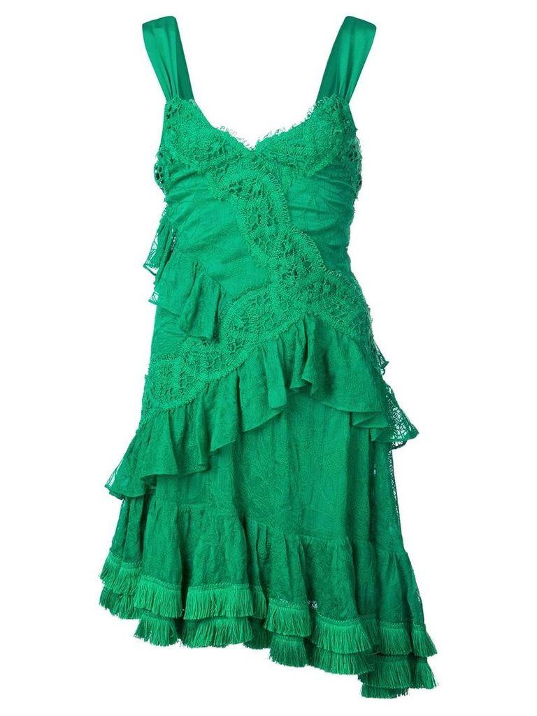 Alexis Lakshmi dress - Green