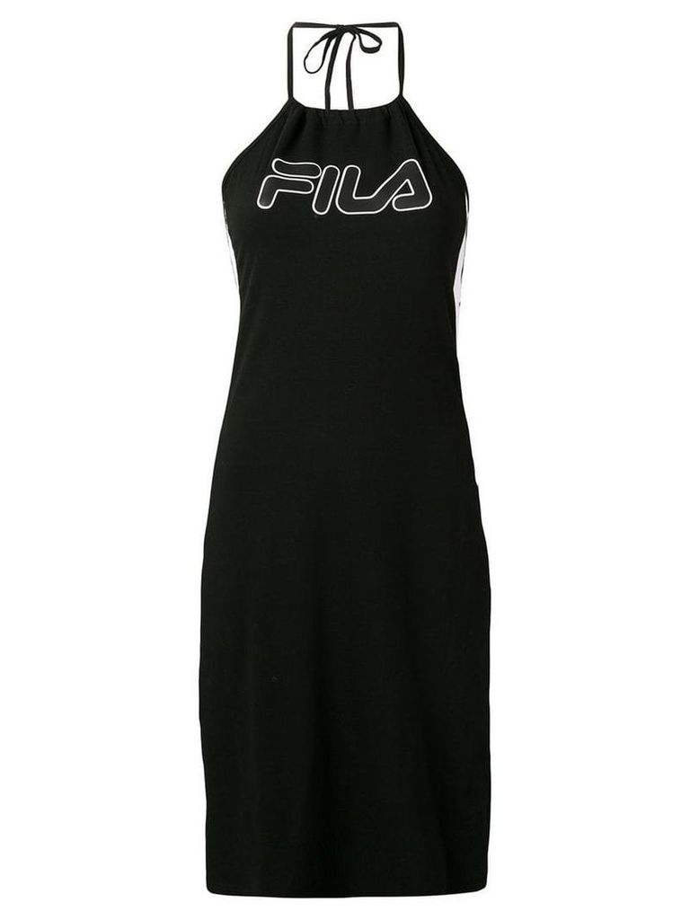 Fila spaghetti strap dress - Black