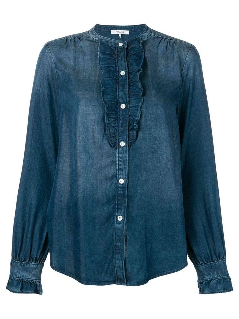 Frame Chain James denim shirt - Blue
