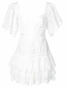Alexis Afonsa dress - White