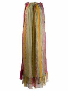 Mes Demoiselles 'Guadalupe' long dress - Neutrals