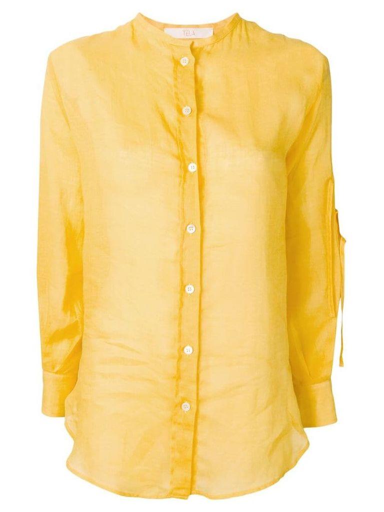 Tela Ergo shirt - Yellow