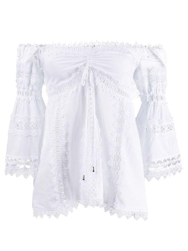 Charo Ruiz 'Maya' blouse - White
