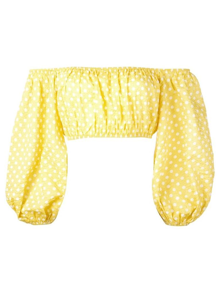 Alexis Mable top - Yellow