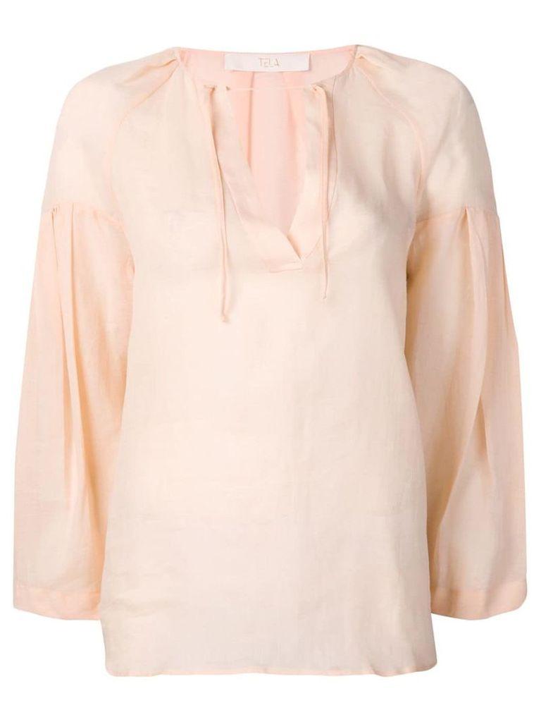 Tela Nespola top - Pink