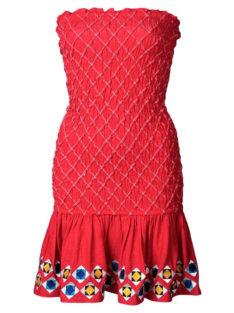 Alexis Fatima dress - Red