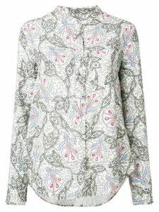 Isabel Marant patterned shirt - Neutrals