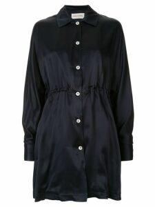 Mansur Gavriel oversized shirt - Blue