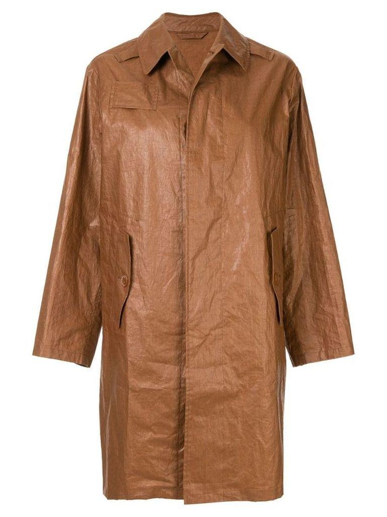 Nehera Carlus coat - Brown