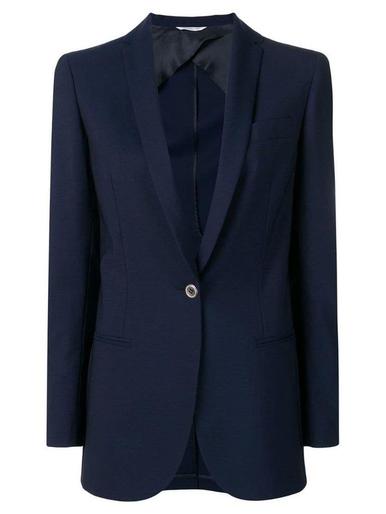 Tonello regular fit blazer - Blue