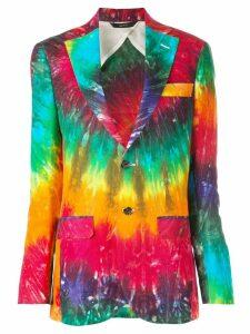 R13 tie-dye blazer - 933A-Tie Dye