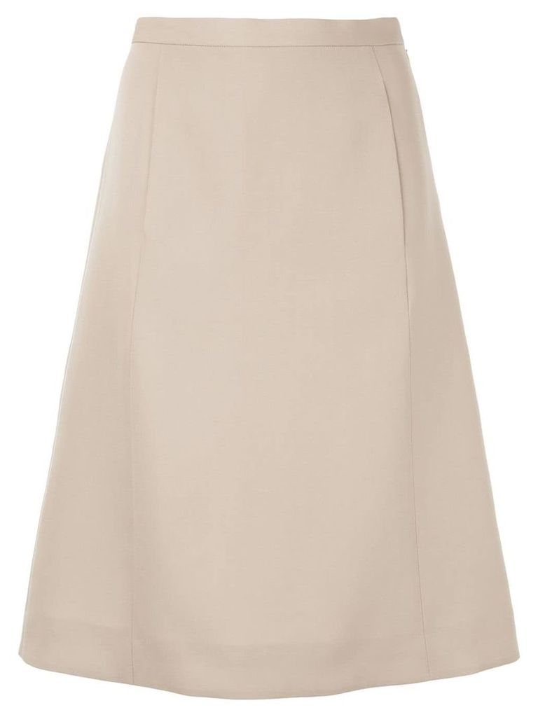 Marc Jacobs A-line skirt - Brown