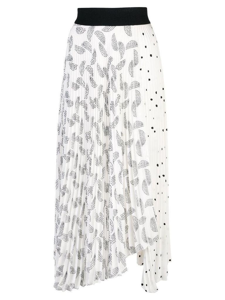 A.L.C. Grainger skirt - White