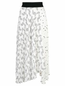 A.L.C. Grainger skirt - White