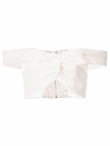 Alexis Aldwin top - White