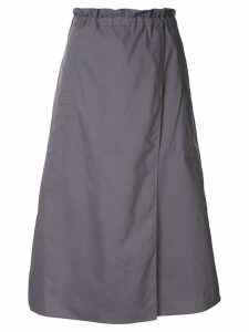 Sofie D'hoore pull-on skirt - Purple