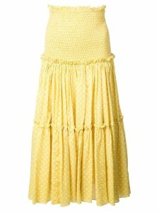 Alexis Lynxa skirt - Yellow