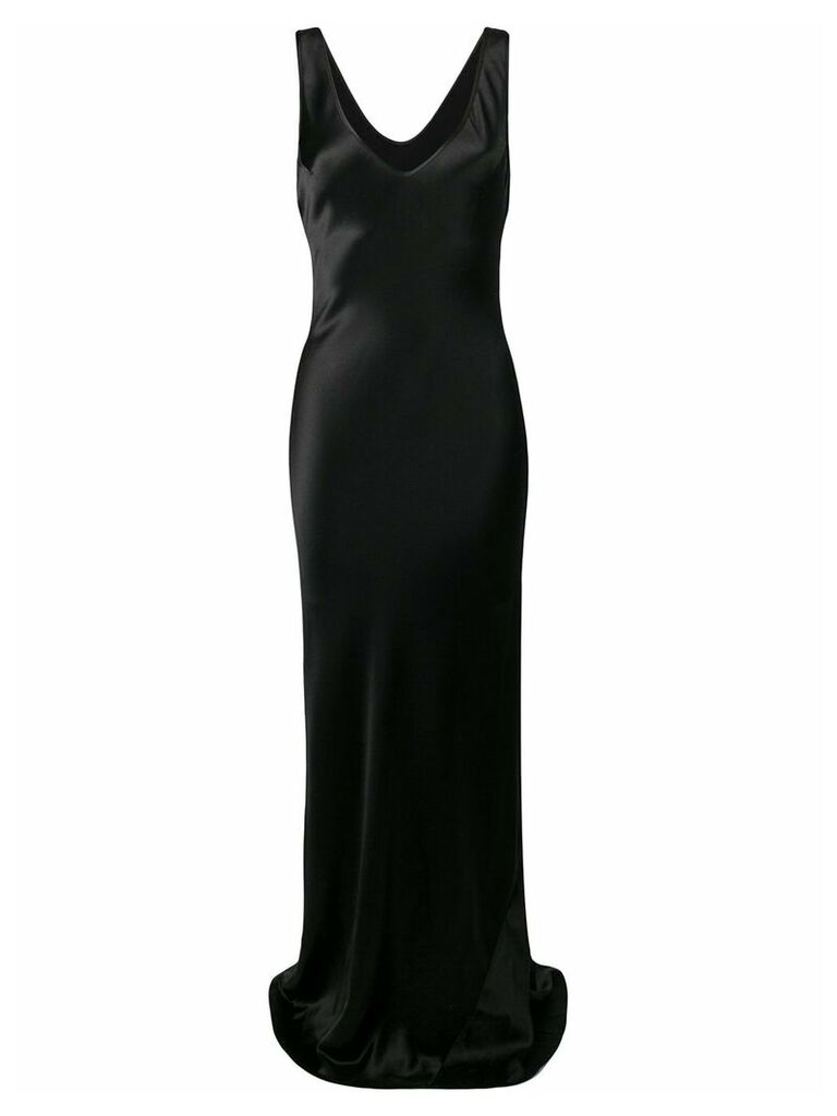 Galvan Valletta dress - Black