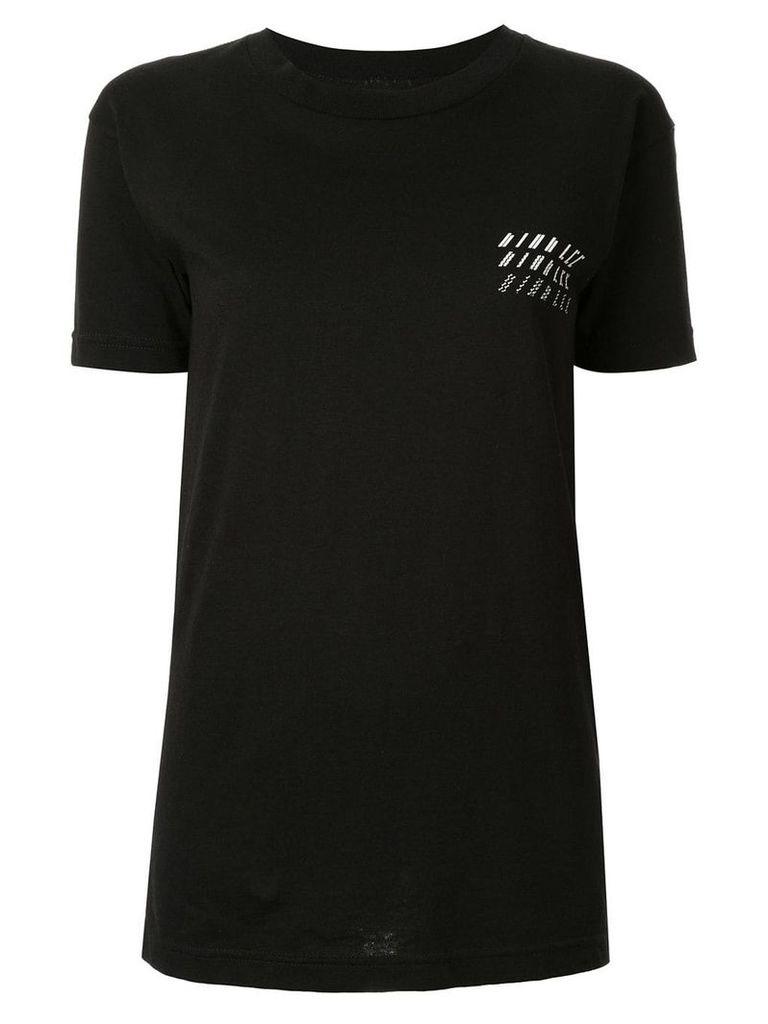 Dion Lee Barrier T-shirt - Black