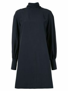 Co high neck tunic - Blue
