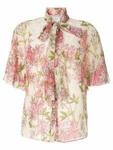 Giambattista Valli floral-print blouse - Multicolour