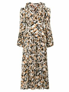 Diane von Furstenberg Lyra maxi dress - White