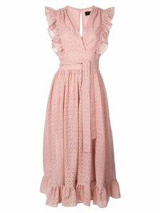 Robert Rodriguez Studio Charlotte dress - Pink