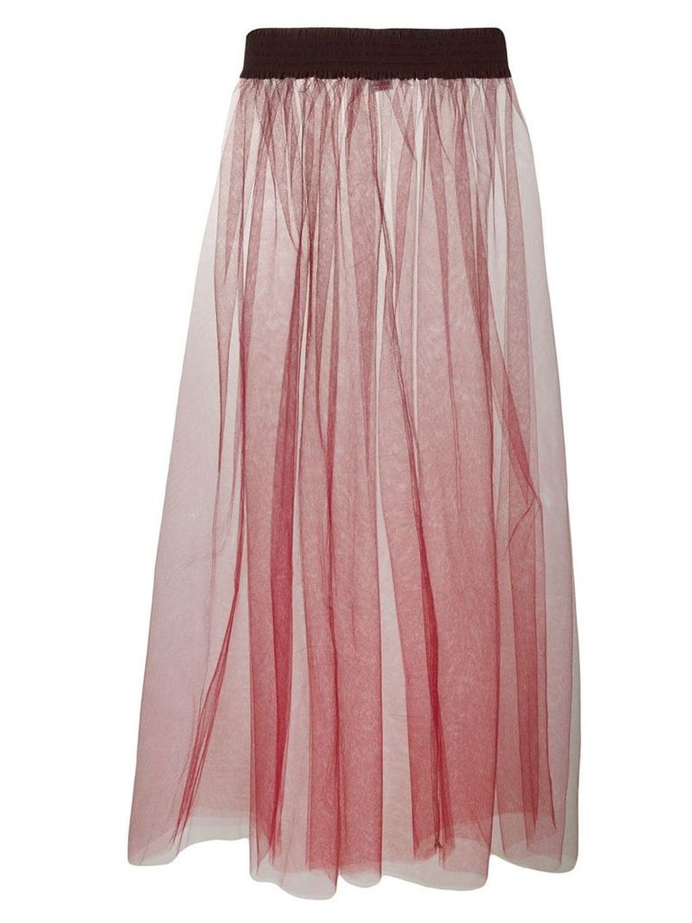 Danielapi layered tulle skirt