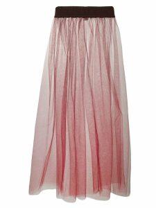 Danielapi layered tulle skirt