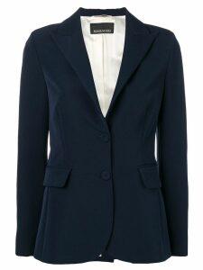 Ermanno Ermanno fitted blazer - Blue