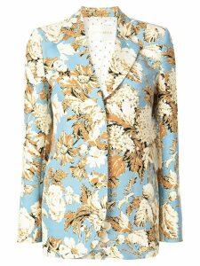 Stine Goya floral blazer - Multicolour