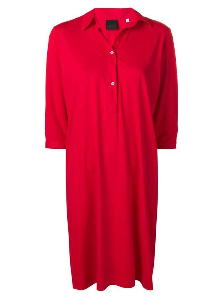 Rrd short shirt dress - Red