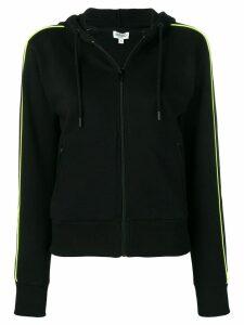 Kenzo zipped sweatshirt - Black