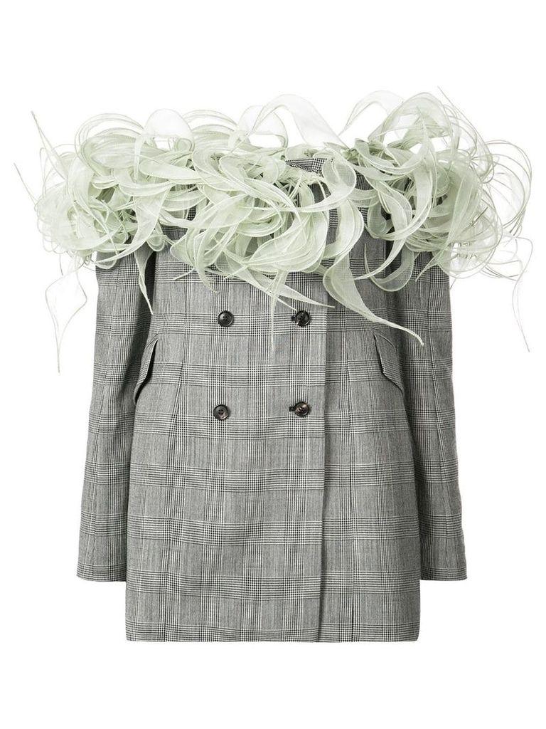 Y/Project deconstructed blazer - Grey