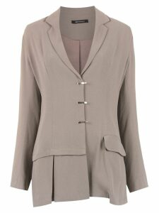 Uma Raquel Davidowicz Margot blazer - Brown