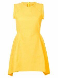 AMBUSH Waves Sleeveless Dress - Yellow