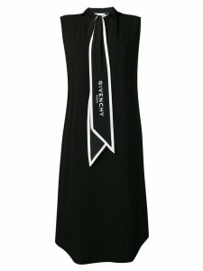 Givenchy pussy bow dress - Black