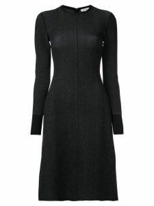 Casasola sweater midi dress - Black